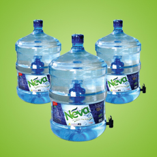 NEVA - 5 GALLON WATER BOTTLES